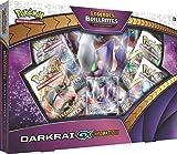 Pokemon- Coffret Collection Légendes Brillantes – Darkrai-GX chromatique,...