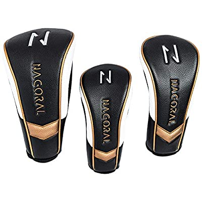 NAGORAL Golf Headcover Set
