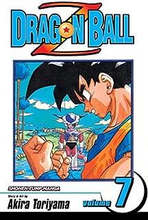 DRAGON BALL Z SHONEN J ED GN VOL 07 (C: 1-0-0): v. 7 (Dragon Ball Z (Viz Paperback)) by Akira Toriyama (1-Apr-2003) Paperback