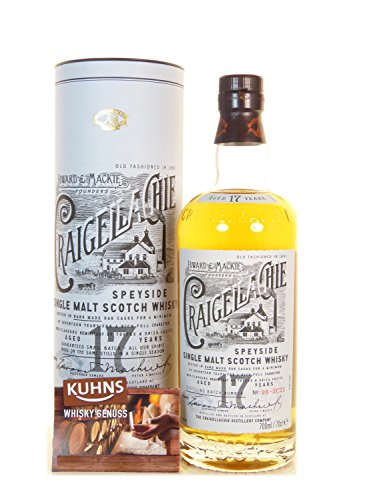 Craigellachie 17 Años Single Malt Whisky Escocés - 700 ml