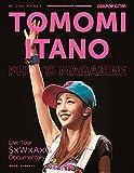 GiRLPOP EXTRA TOMOMI ITANO PHOTO MAGAZINE Live Tour~S×W×A×G~Documentary (M-ON! ANNEX 588号 GiRLPOP EXTRA)