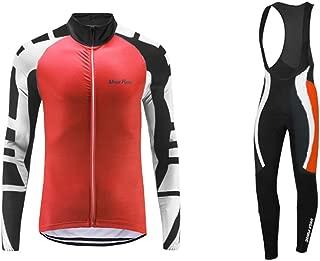 Uglyfrog Bike Wear De Invierno Manga Larga Maillot Ciclismo Hombre Bodies Long Bib Tights with Gel Pad Winter Style