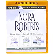 Nora Roberts - Three Sisters Island Trilogy (3-in-1 Collection): Dance Upon the Air, Heaven and Earth, Face the Fire