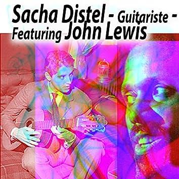 Sacha Distel - Guitariste - Featuring John Lewis (feat. John Lewis)