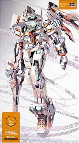 ハセガワ 1/100 電脳戦機バーチャロン マーズ テムジン747J TYPEa8 白虹騎士団