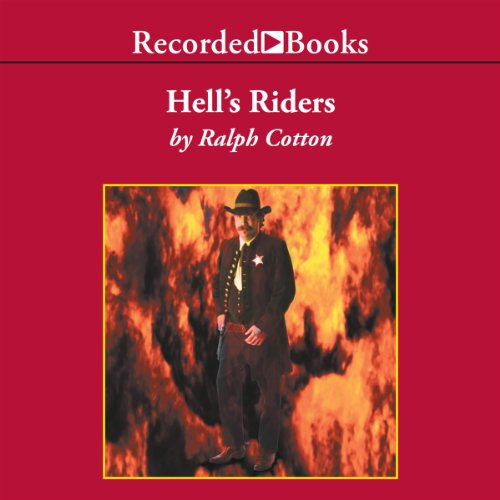 Hell's Riders audiobook cover art