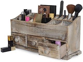 Vanity Drawer Beauty Organizer 3 Drawers - Wooden...
