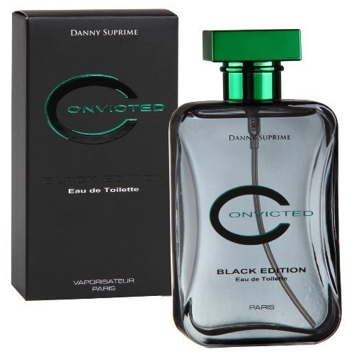 Convicted Green Eau de Toilette 100 ml Pour homme Danny Suprime Parfum