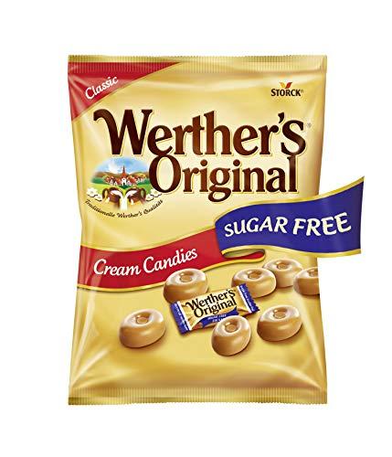 Werthers Original Classic sans Sucres Bonbon 70 g