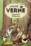 Julio Verne 6. Escuela de Robinsones. (INOLVIDABLES)