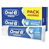 Oral-B Complete Plus Con enjuague bucal Pasta Dentífrica 2 x 75 ml