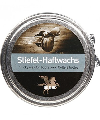 B & E Stiefel Haftwachs, 100 ml