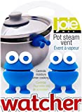 MSC International 49033 Joie Pot Watcher Steam Vents 2 Pack assorted colors,