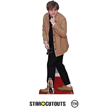 Belly Life Size Cutout Lewis Capaldi