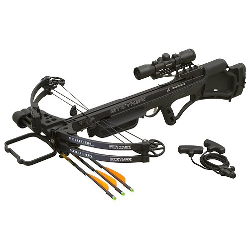 Bowtech Stryker Solution Crossbow A12404