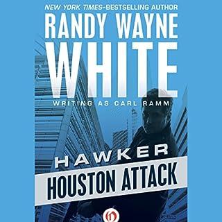Houston Attack audiobook cover art