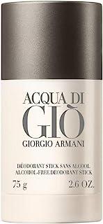 Giorgio Armani Acqua Di Gio for Men 2.6 oz Alcohol Free Deodorant Stick
