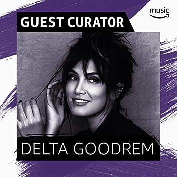 Guest Curator: Delta Goodrem