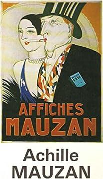 Achille Mauzan. Affiches
