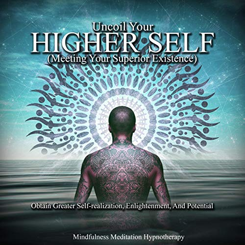 Uncoil Your Higher Self (Meeting Your Superior Existence) audiobook cover art