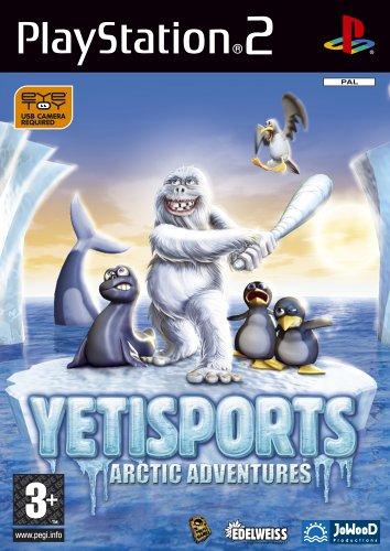 Yeti Sports Arctic Adventures (PS2/Eye Toy) [PlayStation2]