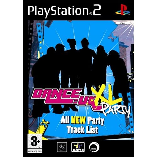Dance UK XL Party Game