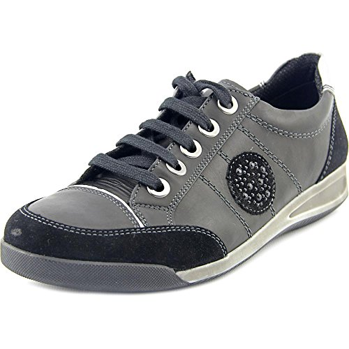 ara ara Rom Damen Sneakers, Schwarz (schwarz,gun -12), 37.5 EU (4.5 UK )