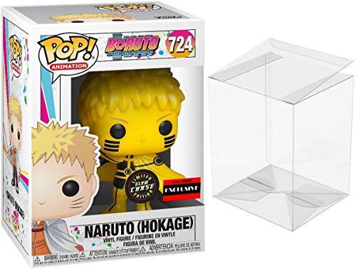 Funko Boruto Naruto (Hokage) Chase Glow in the Dark Pop Figure (AAA Anime Exclusive)