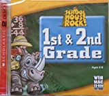 SchoolHouse Rock! 1st & 2nd Grade [Win Mac 2 CD-Rom Software] [Supports Windows 95,98,Me,XP - Macintosh System 7.1 (or later)]