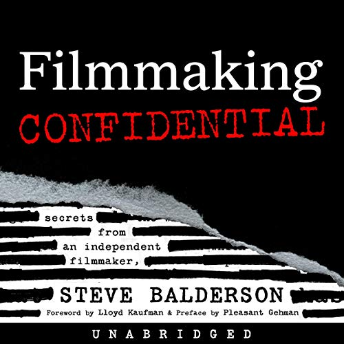 Filmmaking Confidential Titelbild