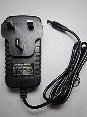 9V Mains AC-DC Adaptor Power Supply for Kettler Giro P GiroP Exercise Bike S10