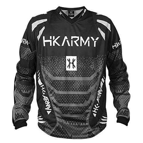 HK Army Paintball Trikot Freeline Jersey Graphite grau, Größe:XL