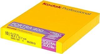 Kodak 8806465 Portra 400 4x5-inch kleur negatieve film