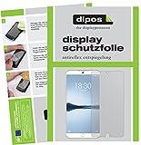 dipos I 2X Schutzfolie matt kompatibel mit Meizu 15 Plus Folie Bildschirmschutzfolie