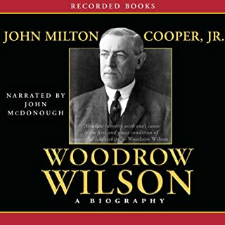 Woodrow Wilson cover art