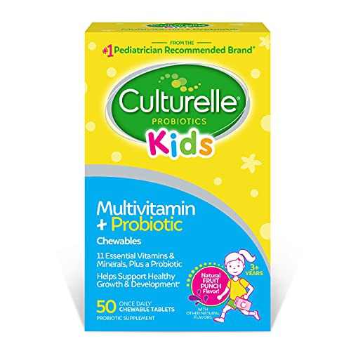 Culturelle Kids Complete Multivitam…