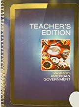 Magruder's American Government, Teacher's Edition