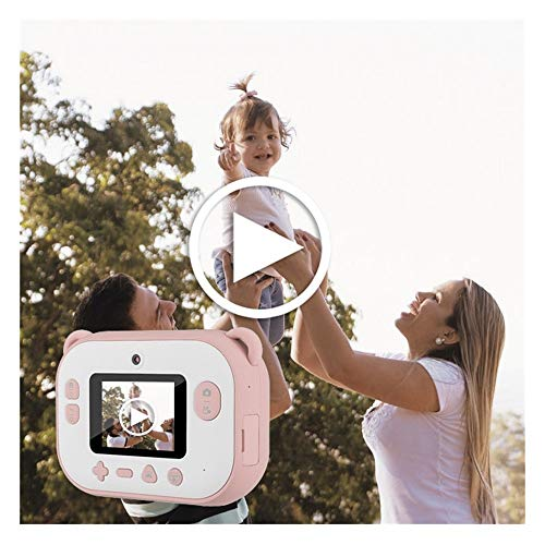 Buy Bargain Anyren Kids Instant Camera, Instant Print Digital Camera 2.4in IPS Display Creative Toys...