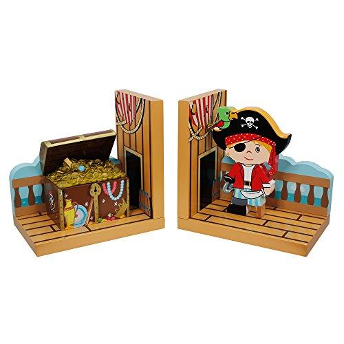 Topes de madera para libros de FantasyFieldspara niñosTD-11605A
