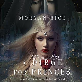 A Dirge for Princes audiobook cover art
