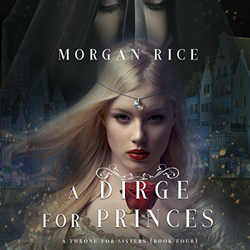 A Dirge for Princes audiobook cover art