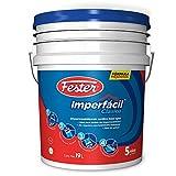 Fester 1628466 Impermeabilizante Acrílico Base Agua, color Rojo, pack of/paquete de 1