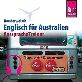 Englisch für Australien (Reise Know-How Kauderwelsch AusspracheTrainer) Titelbild
