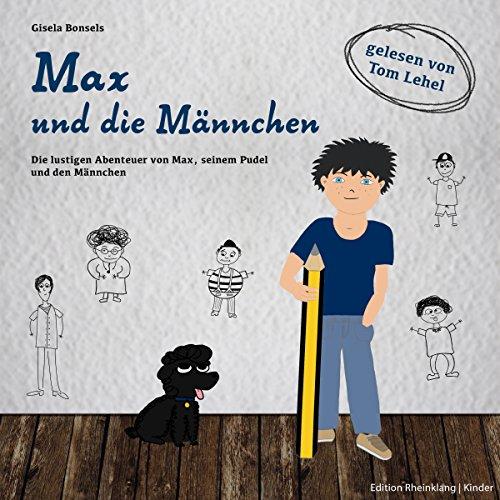 Max und die Männchen Titelbild