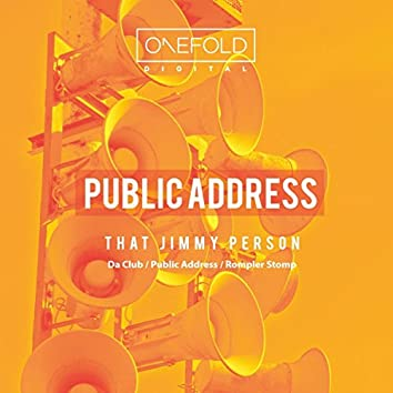 Public Address EP