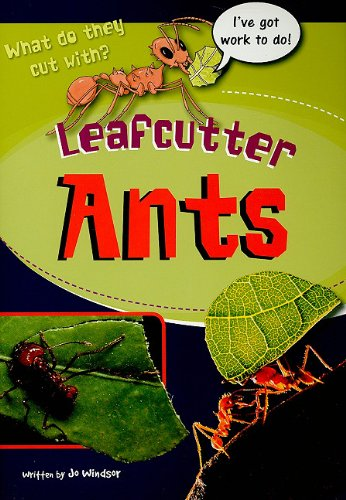 Leafcutter Ants: Leveled Reader (Rigby Sails Sailing Solo)