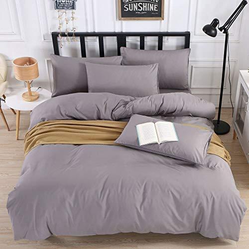 huyiming bed linings Utilizzato per Biancheria da Letto, Prodotto in Quattro Pezzi, Tessuto per la casa 1.8 Coperchio in Quattro Pezzi