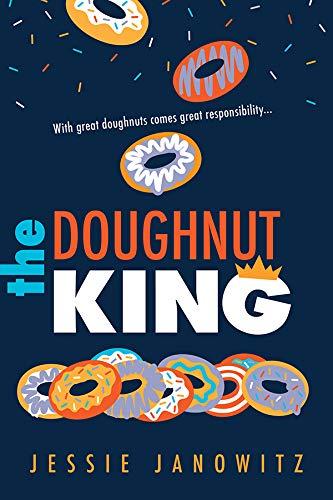 The Doughnut King (The Doughnut Fix Book 2)