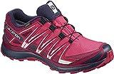 Salomon XA Lite GTX, Zapatillas de Trail Running para Mujer, Fucsia (Virtual Pink/Cerise/Evening Blue), 45 1/3 EU