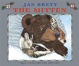 The Mitten by [Jan Brett]